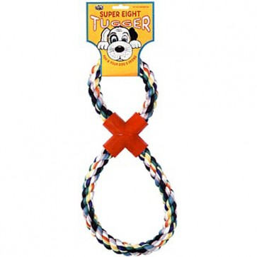 Super Eight Rope Toy