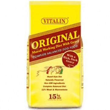 Vitalin Original Dog Food 15kg