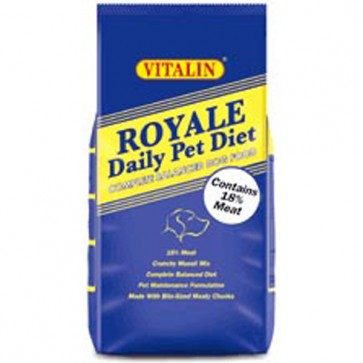 Vitalin Royale Dog Food 15kg