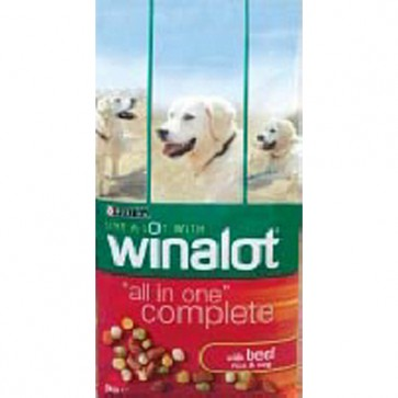 Winalot Complete Adult Range 15kg