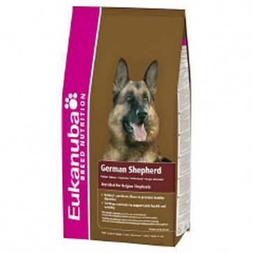Eukanuba German Shepherd Dog Food 12kg