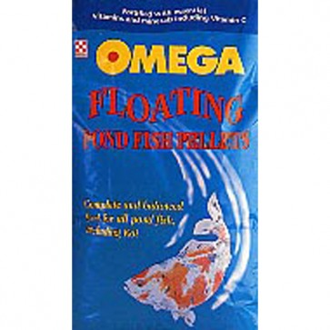 Omega Floating Pond Pellets
