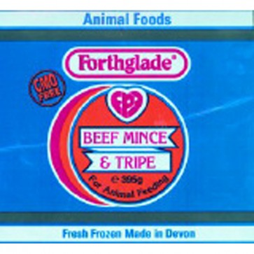 Frozen Beef & Tripe Mince Dog Food 5.45KG
