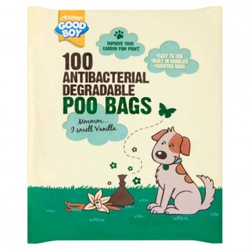 Good Boy Antibacterial Poo Bags