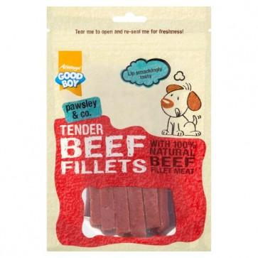 Good Boy Beef Fillets