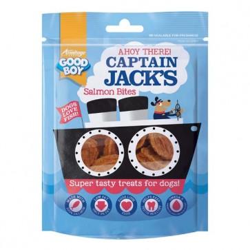 Good Boy Captain Jacks Salmon Bites
