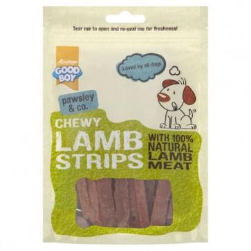 Good Boy Chewy Lamb Strips