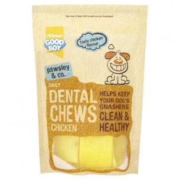 Good Boy Daily Dental Chews Chicken