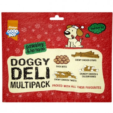 Good Boy Doggy Deli Multipack