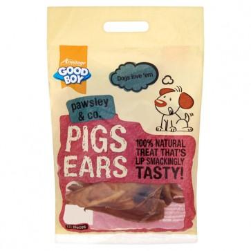 Good Boy Pigs Ears 10 pack