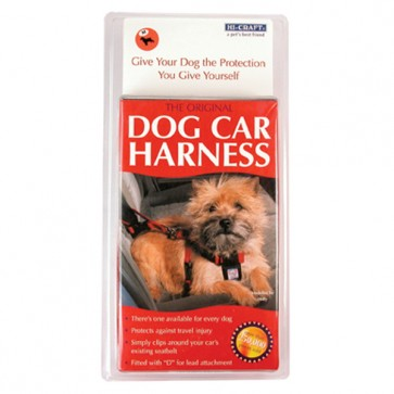 Hi Craft Dog Car Harness
