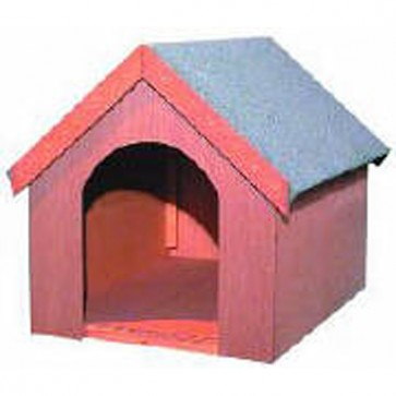 Assembled Ply Dog Kennel