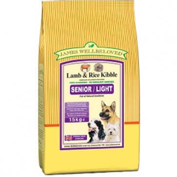 James Wellbeloved Senior Light Dog Food