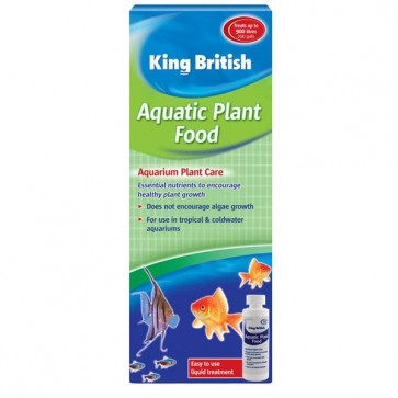 King British Aquatic Plant Food 250ml