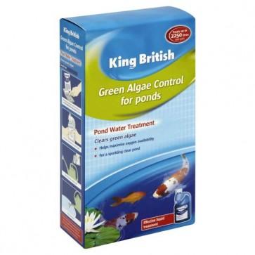 King British Green Algae Control