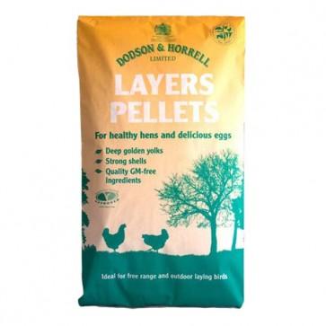 Chicken Layers Pellets 20kg