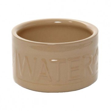 Mason & Cash Water Embossed Dog Bowl