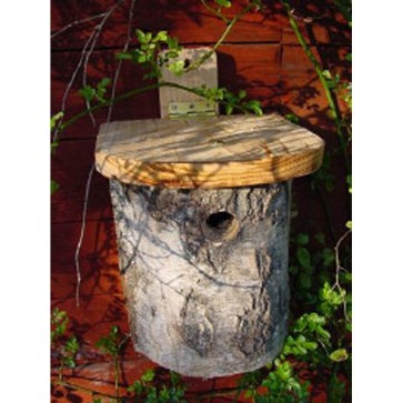 Silver Birch Nesting Tit Box