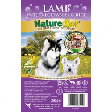 Naturediet Lamb