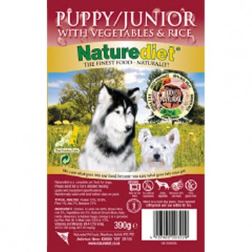 Naturediet Puppy Junior