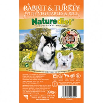 Naturediet Rabbit