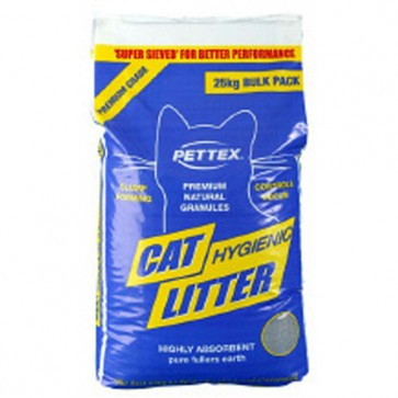 Pettex Fullers Earth Cat Litter 20kg