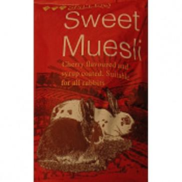 Spillers Sweet Muesli Rabbit Mix Food 18kg