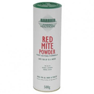 Red Mite Powder for Chickens 500g