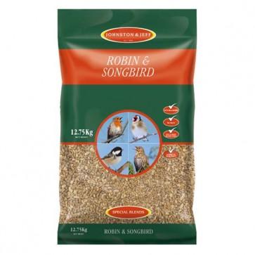 Robin & Songbird Wild Bird Food 12.75kg