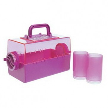 Rotastak Pink Travel Case