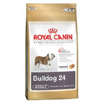 Royal Canin Bulldog Dog Food 12kg