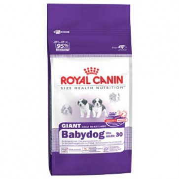 Royal Canin Giant Baby Dog Food 15kg