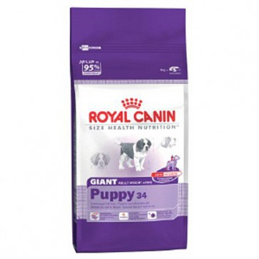 Royal Canin Giant Puppy Food 15kg