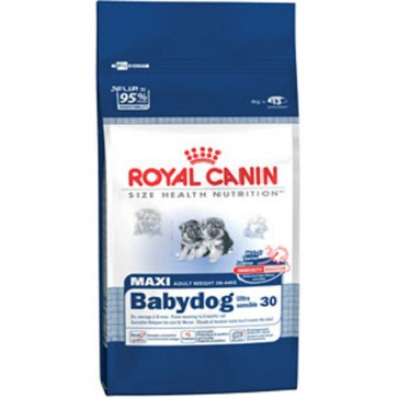 Royal Canin Maxi Baby Dog Food 15kg
