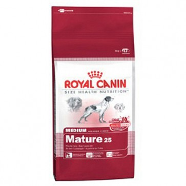 Royal Canin Medium Mature Dog Food 15kg
