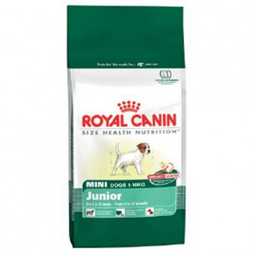 Royal Canin Mini Junior Dog Food 8.5KG