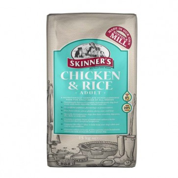 Skinners Chicken & Rice Sensitive Dog Food 15kg