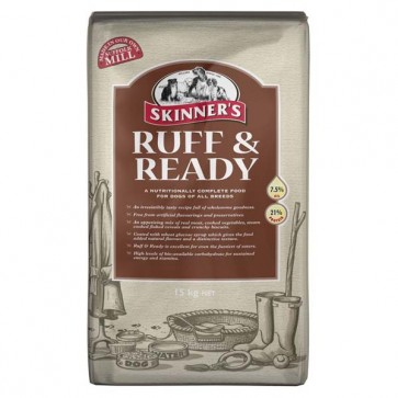 Skinners Ruff & Ready Dog Food 15kg