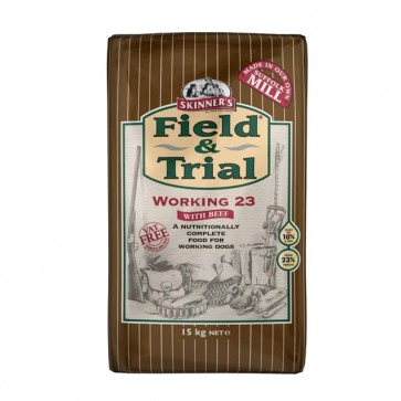 Skinners Field & Trial Working Dog Food 15kg