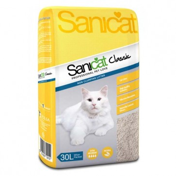 Sophisticat Lightweight Cat Litter 18kg/30l