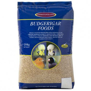 Budgie Seed 20kg