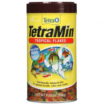 TetraMin Tropical Fish Flake Food