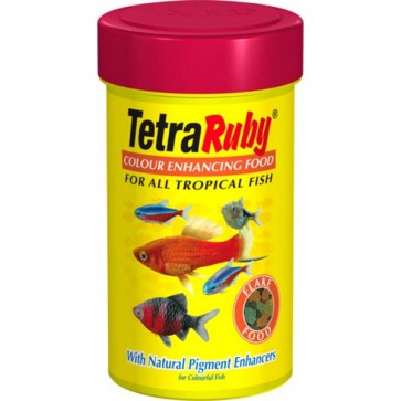 TetraRuby Tropical Fish Food 20g