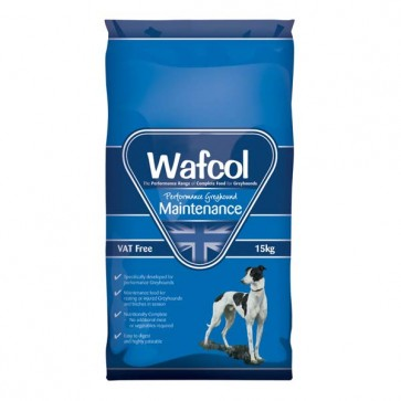 Wafcol Greyhound Maintenance 15kg