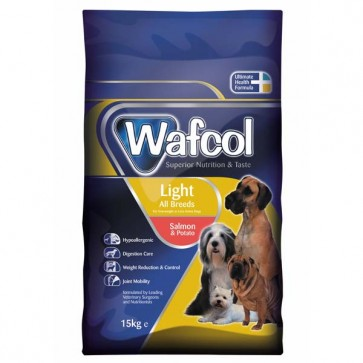 Wafcol Light Salmon & Potato 12kg