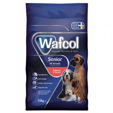 Wafcol Senior Salmon & Potato 12kg