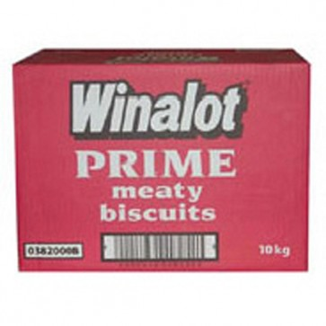 Winalot Prime Meaty Dog Biscuits 10kg