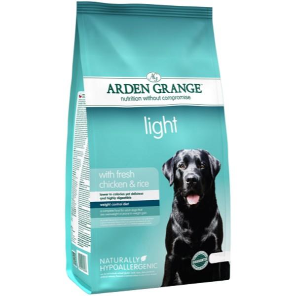 Ardan Grange Light Dog Food Kg