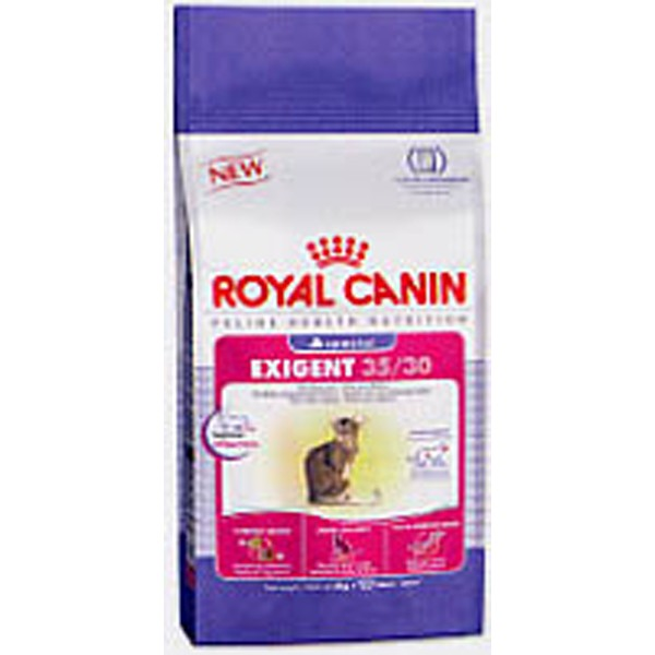 royal canin exigent 35 30 cat food dry cat food cat food cats. Black Bedroom Furniture Sets. Home Design Ideas