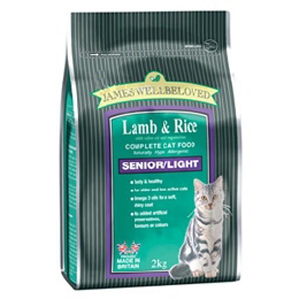 James Wellbeloved Senior Turkey And Rice Cat Food